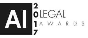 AI 2017 Legal Awards